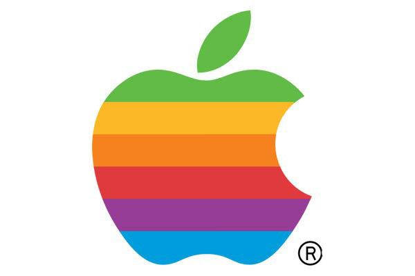 矢量卡通苹果图标