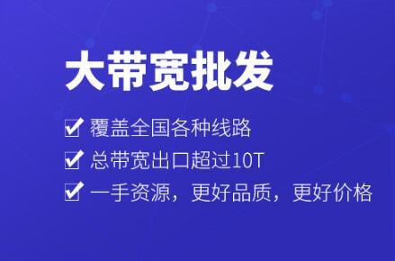 1000M独享大带宽服务器托管租用低至6999元/月 千兆独享服务器免费送