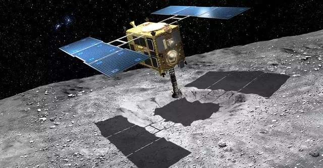 拿到太阳系史碎片 全球首次拿到太阳系历史的碎片由日本完成