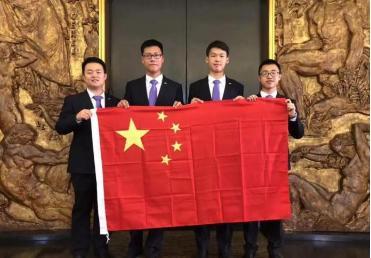 """化学奥赛中国第一 """"硬核""""学霸何流总分世界第一"""