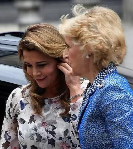 迪拜出逃王妃现身 为母则刚挑战一国酋长的尊严