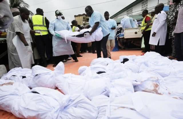 利比里亚学校大火 死亡29人其中28名是儿童