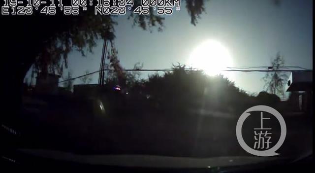 陨石坠落吉林照亮夜晚 流星为什么会发热发光呢?